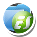 Esexplorer, Round Icon