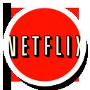 Netflix, Round Icon