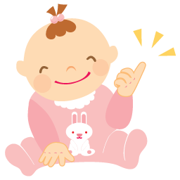 Baby Girl Idea Icon Download Free Icons