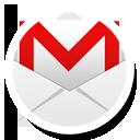 Gmail, Round Icon