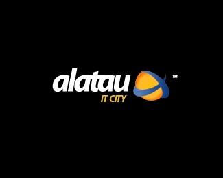 Alatau I.T. City logo