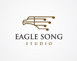 music,notes,player,record,studio,entertainment,beats logo