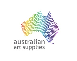 art,color,lines logo