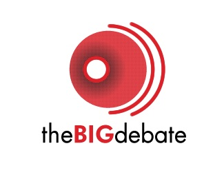 The Big Debate 3 logo