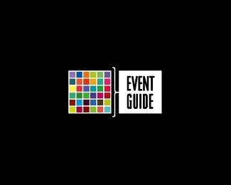 block,colors,event,palette,guide logo