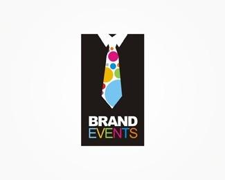 event,square,colorful,spots,bubbles logo