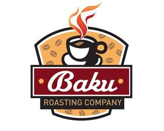cup,fancy logo
