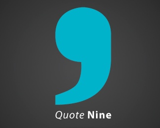 bold,quote logo
