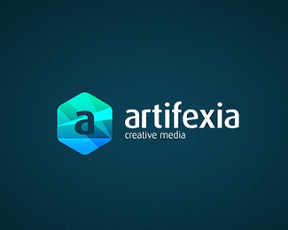 creative,media,crystal,agency logo