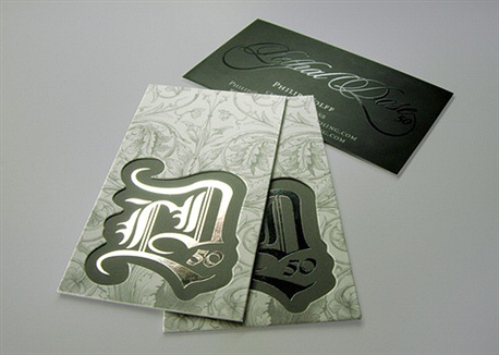 Lethal Dose Business Card business card