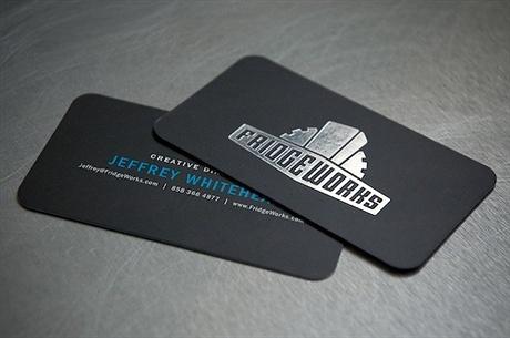 matte,foil stamped,laminated,round corner,uv coating business card