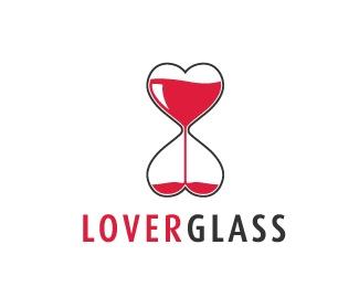 heart,love,glass logo