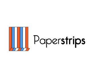 paper,strips logo