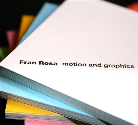 Big Design Theory business card