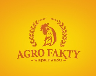 agriculture,fancy logo