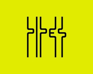 lines,pipes logo