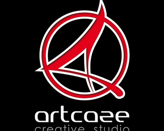 creative,round logo