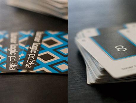 Lunar Logic Polska business card
