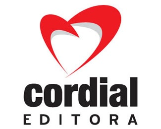 bold,heart,fancy logo