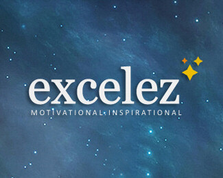 star,inspirational,motivational logo