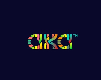 color,lines logo