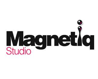 ball,studio,magnet logo