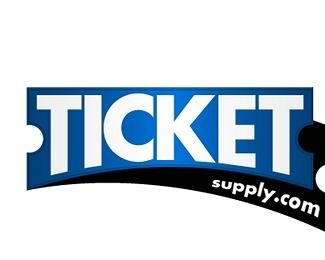 bold,creative,ticket,fancy logo