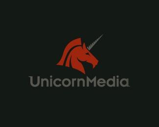animal,horse,media logo