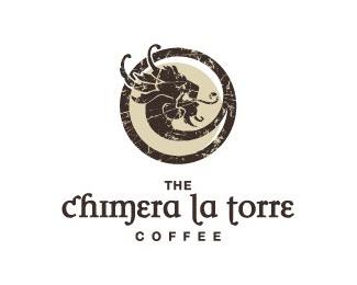 coffee,grunge,round logo