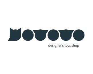 bold,simple,toys logo