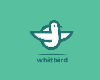 bird,fancy logo