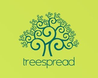 tree,complex,curves logo