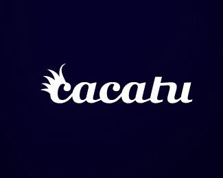 handwritten logo