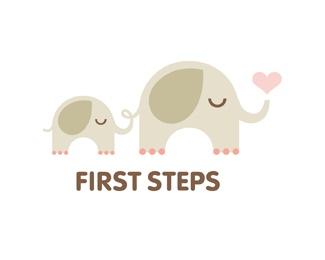animal,elephant logo