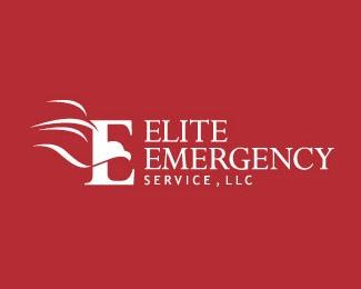 leaf,emergency,medical logo