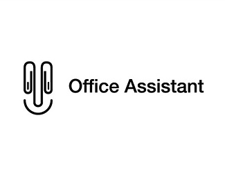 face,office,assistant,clips logo
