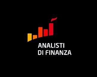 analysis,graph,strips logo