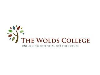 leaf,tree,college logo