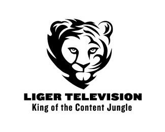 animal,communication,face,film,television,tiger,lion,agency logo