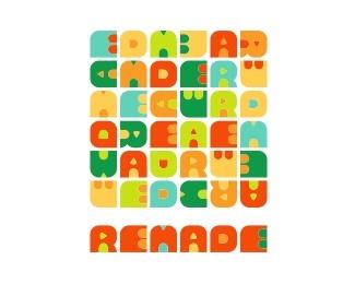 blocks,colorful logo