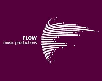 music,spectrum,flow,strips logo