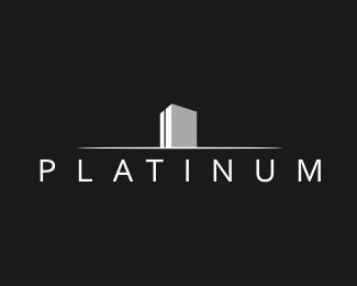 block,building,platinum logo