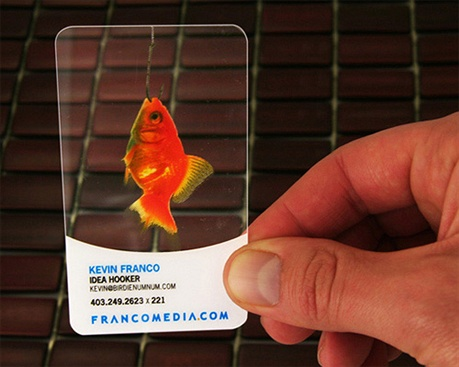 Kevin Franco business card