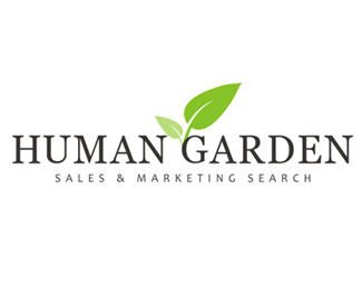 garden,human,leaf,marketing,sales logo