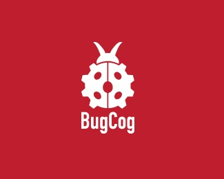 bug,insect,spots logo