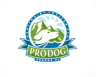 animal,circle,shop,shopping,dog logo