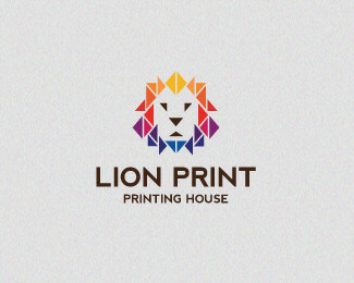 animal,creative,face,star,lion,inspirational,motivational logo