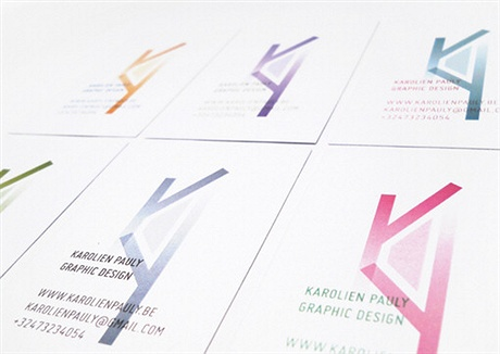 Graphic Designer Business Cards business card