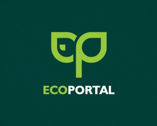 leaf,eco logo