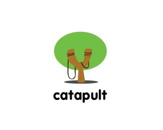 tree,catapult logo
